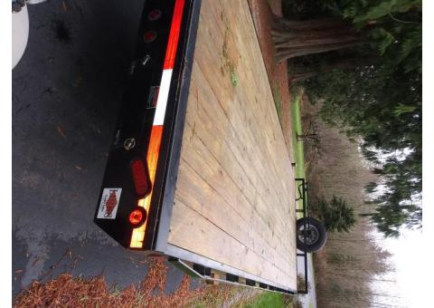 2015 Deck Over Trailer